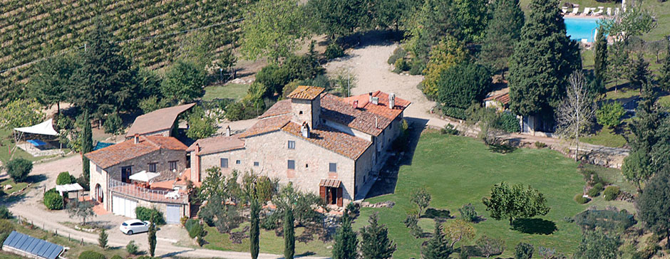 Farmhouse Tuscany