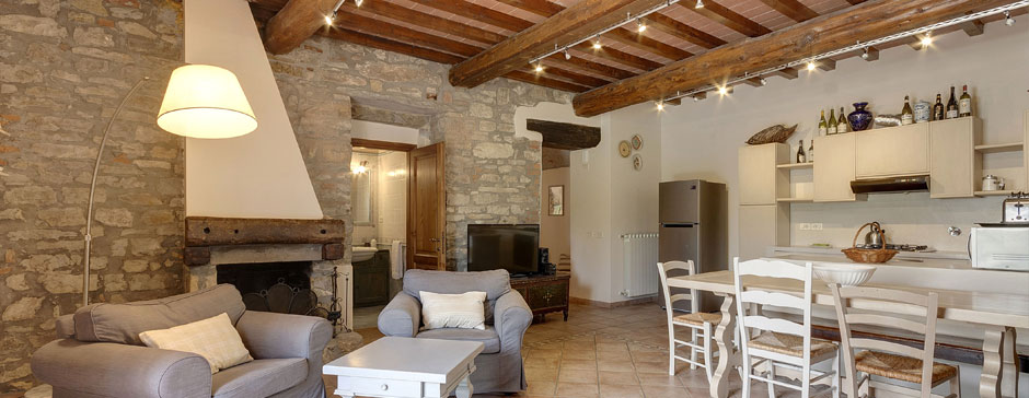 Farmhouse in Tuscany: Limonaia apartment